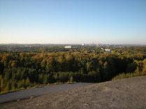 Blick über Gelsenkirchen