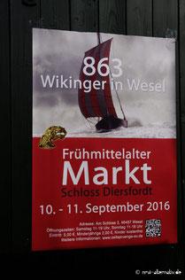 Wesel Diersfordt Frühmittelter Markt Bericht