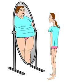 Anoressia nervosa , psicologo firenze , igor dodig