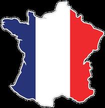 Frankreich öffnet die Grenzen am 9.6.2021 nach langem Corona Lockdown