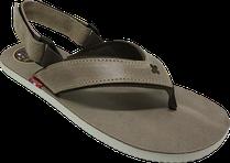 sandales cuir artisanales