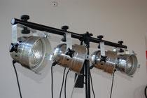 Lichtanlage für Theater