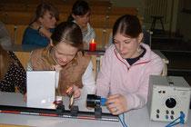 Optische Geräte für Physik