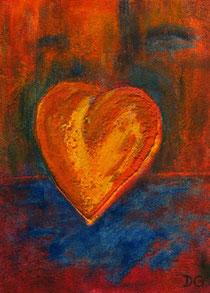 träumendes Herz