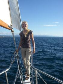 Segeln auf Lake Taupo