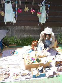 チヨコレイトの原点  クロシェマーケット'07
