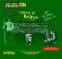 HISTORY OF RAT FINK