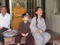 Centre bouddhiste Minh Tam Vietnam Hochiminhville 2013