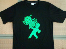 fallout Tシャツ t shirt