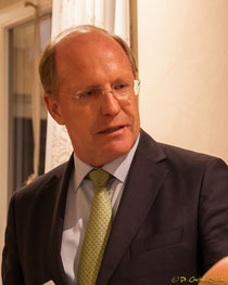 Landtagsvizepräsident Wilfried Klenk MdL