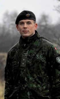 Forsvarsminister Nick Hækkerup