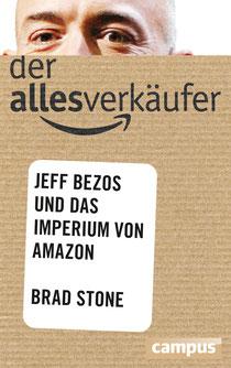 "Cover ""Der Allesverkäufer"", Campus Verlag"
