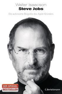 """Cover """"Steve Jobs"""", Bertelsmann-Verlag"""
