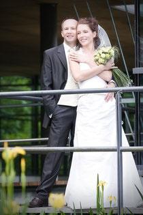 Katrin & Andy + Bennet (05/2009 Viernau)