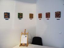 Galerie Time Ausstellung Südkorea - Bild: HWANG, IN OK - Foto: Mag (FH) Beate Mitterhhuber