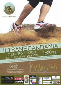 II TRANSCANDAMIA 2013