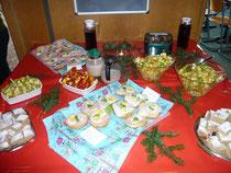 Weihnachtsfrühstück 2012
