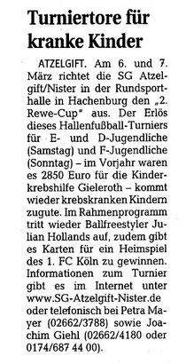 WW Zeitung, 04.12.2009