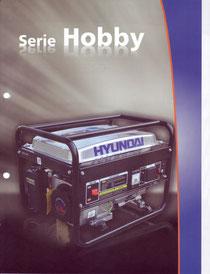 Serie Hobby (Generadores Hobby a Nafta)