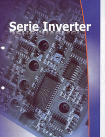 Serie Inverter (Generadores a Gasolina Inverter)