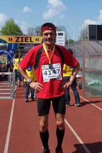 Ober-Elbe-Marathon 27.04.2008