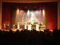 Bezaubernde Musik aus Kasachstan.