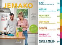 Der neue JEMAKO Produktekatalog 2018