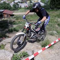 Emil Jahreis, Image: R. Georgieff, Salzstiegl 2012