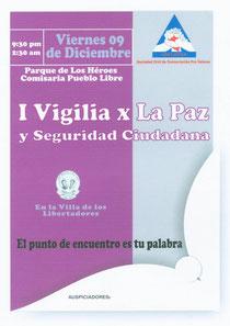 Afiche Vigilia 2005