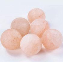 Boule de sel de l'Himalaya - Boutique de minéraux - Ain - Casa bien être