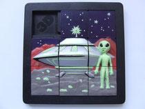 3D Space Alien