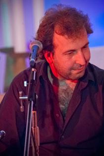 David Alcántara - Gesang &Percussion