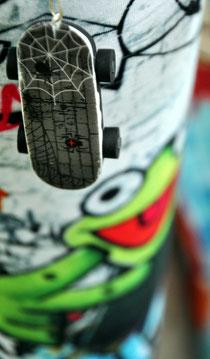Bild: Skater Schultüte aus Stoff