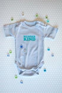 Baby-Body, bedruckt