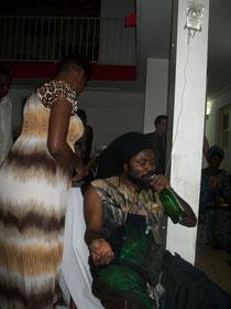 performance christian Etongo 2012,Yaoundé RAVY