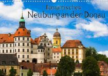 """Kalender """"Romatisches Neuburg an der Donau 2015"""""""