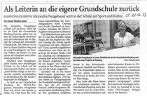 Artiell Solinger Tageblatt - Jugendliche als Streitschlichter