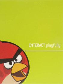 Netter Zeitvertreib für zwischen-durch: blockbuster angry birds