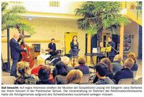 LVZ Gospel Band Leipzig in Panitzsch