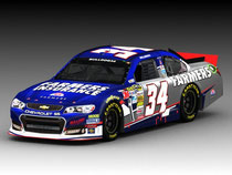 #34 Farmers Insurance Chevy