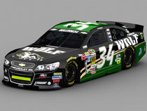 #34 Timber Wolf Chevy SS
