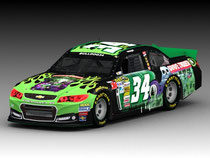 #34 Grave Digger Chevy