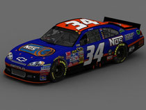 #34 NOS Energy Drink Chevy
