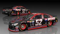 #52 Pepsi Chevy SS