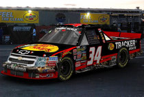 #34 Bass Pro Shops Chevy