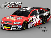 #34 Bulldog Motorsports Chevy SS