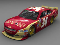 #34 Florida St Seminoles Chevy