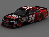 #34 Bulldog Motorsports Chevy