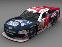 #34 New England Patriots Chevy