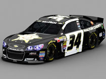 #34 Walton County Sheriff Chevy